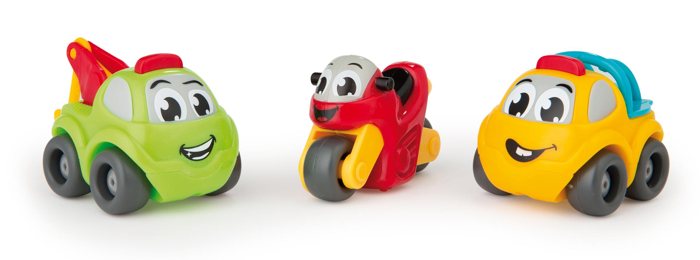 Vroom Planet autíčka s motorkou