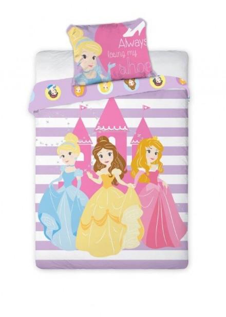 Dětské povlečení Princess