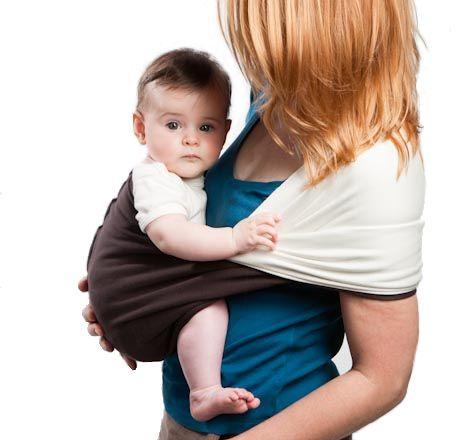 Baby vak - nosítko - klokanka