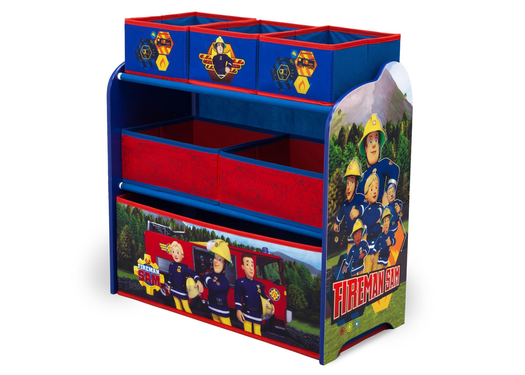 Organizér na hračky Požárník Sam