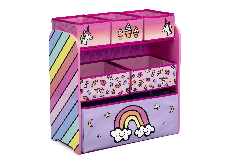 Organizér na hračky Jednorožec