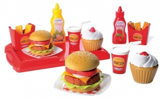 Hamburger set